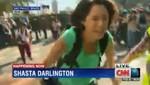 Brasil: Policía reprime a manifestantes a horas de la inauguración de la Copa Mundial [VIDEO]