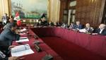 Comisión de Economía escucho a representantes de la SBS sobre débito automático