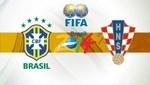 Copa Mundial Brasil 2014: Brasil vs Croacia [EN VIVO]