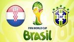 Brasil inició con buen pie su Copa del Mundo venciendo a Croacia por 3-1