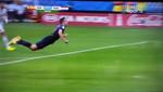 El fantástico tanto de Robin Van Persie frente a España