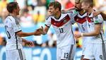 Alemania no dio respiro a Portugal y lo aplastó en el Fonta Nova: 4 - 0