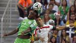 Nigeria e Irán se repartieron los puntos tras empatar 0 a 0