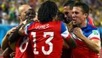 Estados Unidos derrota a Ghana en intenso y dramático partido: 2 - 1