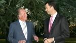 Mario Vargas Llosa: Cambio de guardia en la monarquía