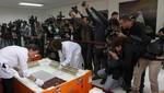 El Ministerio de Cultura presenta los cuatro primeros lotes de textiles Paracas repatriados de Gotemburgo, Suecia