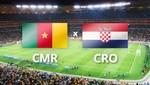 Brasil 2014: Camerún vs Croacia [EN VIVO]