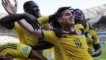 Brasil 2014: Colombia y Costa de Marfil se disputan un pase a los octavos de final
