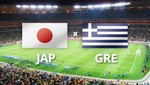 Brasil 2014: Japón vs. Grecia [EN VIVO]