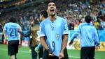 Uruguay tras derrotar a Inglaterra sigue con vida en el Mundial Brasil 2014