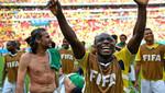 Colombia clasificó a octavos de final del Mundial Brasil 2014