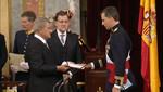 Felipe VI jura a la Constitución y es declarado Rey de España