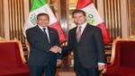 Mandatario viajó a México para asistir a reunión de la Alianza del Pacífico
