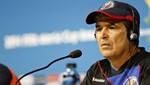 Pinto: Costa Rica puede vencer a Italia después de la victoria de Uruguay