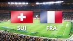Brasil 2014: Suiza vs. Francia [EN VIVO]