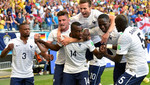 Francia en noche histórica golea a Suiza y clasifica a los octavos de final del Mundial Brasil 2014