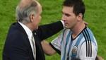 Argentina utilizará la formación elegida por Lionel Messi