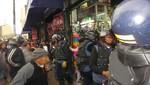 Retienen mercadería ilegal y productos comestibles insalubres en el Centro de Lima