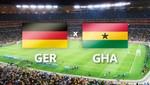 Brasil 2014: Alemania vs. Ghana [EN VIVO]