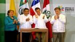 """""""Alianza del Pacífico es una sinergia que genera expectativa a nivel mundial"""", afirma Jefe de Estado"""