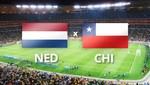 Brasil 2014: Holanda vs. Chile [EN VIVO]