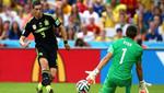 España se despidió del Mundial Brasil 2014 goleando a Australia: 3 - 0