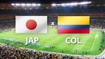 Brasil 2014: Japón vs. Colombia [EN VIVO]