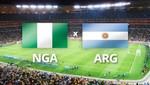 Brasil 2014 Nigeria vs. Argentina [EN VIVO]