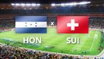 Brasil 2014: Honduras vs. Suiza [EN VIVO]