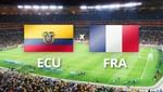 Brasil 2014: Ecuador vs. Francia [EN VIVO]