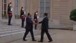 Ollanta Humala visitará en forma oficial Francia: El Congreso de la República autorizó su viaje