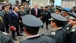 Ministro del Interior anunció patrullaje diario por las calles de Lima