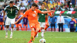Holanda elimina a México gracias a un penal inexistente cobrado por el portugués Proenca
