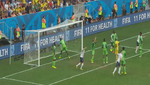 Francia jugando a media máquina derrota a Nigeria y clasifica a los cuartos de final del Mundial Brasil 2014