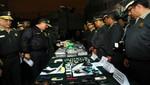 Ministro del Interior anunció creación de Dirección Nacional de Lavado de Activos de la Policía