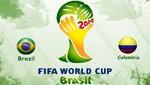 Brasil 2014: Colombia vs Brasil [EN VIVO]