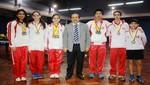 Perú se trajo medallas del Torneo Latinoamericano Sub 15 y Sub 18 de Tenis de Mesa