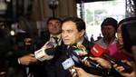 Presidente Otárola reiteró que alcaldesa no está afiliada al Partido Nacionalista