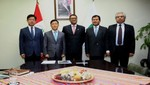 Perú y Corea acuerdan cooperación para el uso de tecnología agrícola