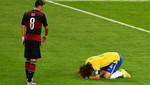 Alemania liquida a Brasil en una noche histórica: irá tras su cuarta estrella