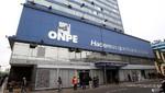 ONPE insta a electores a informarse bien para emitir un voto consciente y responsable