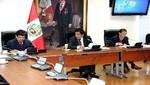 Intenso trabajo anuncia comisión investigadora de caso Orellana