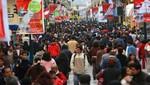 Población peruana asciende a 30 millones 814 mil personas
