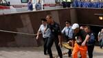 Rusia: Descarrilamiento de un tren deja 19 muertos en Moscú [VIDEO]