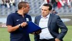 DT Sanguinetti: 'Un jugador de fútbol sabe que está en constante evaluación'