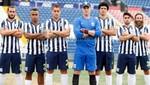 Con serenidad y sabiduría, jugadores de Alianza Lima prometen sacar buenos resultados.