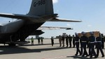 Malaysia Airlines MH17: Llegan los primeros cuerpos de las víctimas del accidente a Holanda