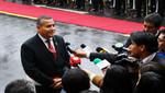 Ministro del Interior: Criminalidad se enfrenta cumpliendo un plan de seguridad ciudadana