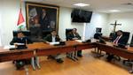 Congresista Crisólogo compareció ante Comisión Investigadora de Irregularidades de Áncash