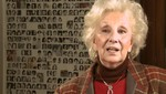 La presidenta de Abuelas de Plaza de Mayo, Estela de Carlotto, recupera a su nieto después de 36 años